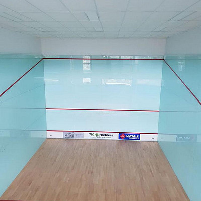 Builder commercial melbourne squash court npr building
