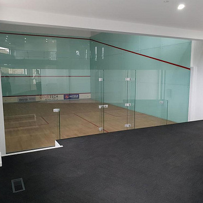 Commercial builder melbourne squash court gymnasium